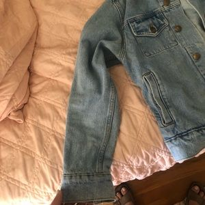American Apparel Jackets & Coats - American apparel denim Jacket